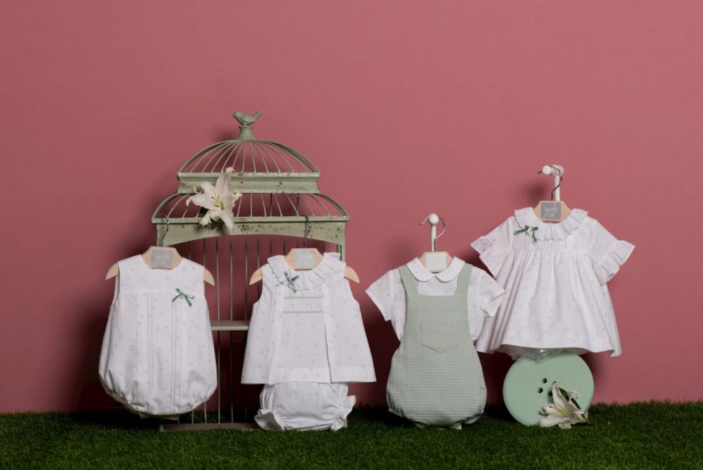 moda infantil con prendas de ropa cómoda para el verano