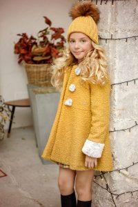 Abrigos infantiles para el invierno más fashion otro