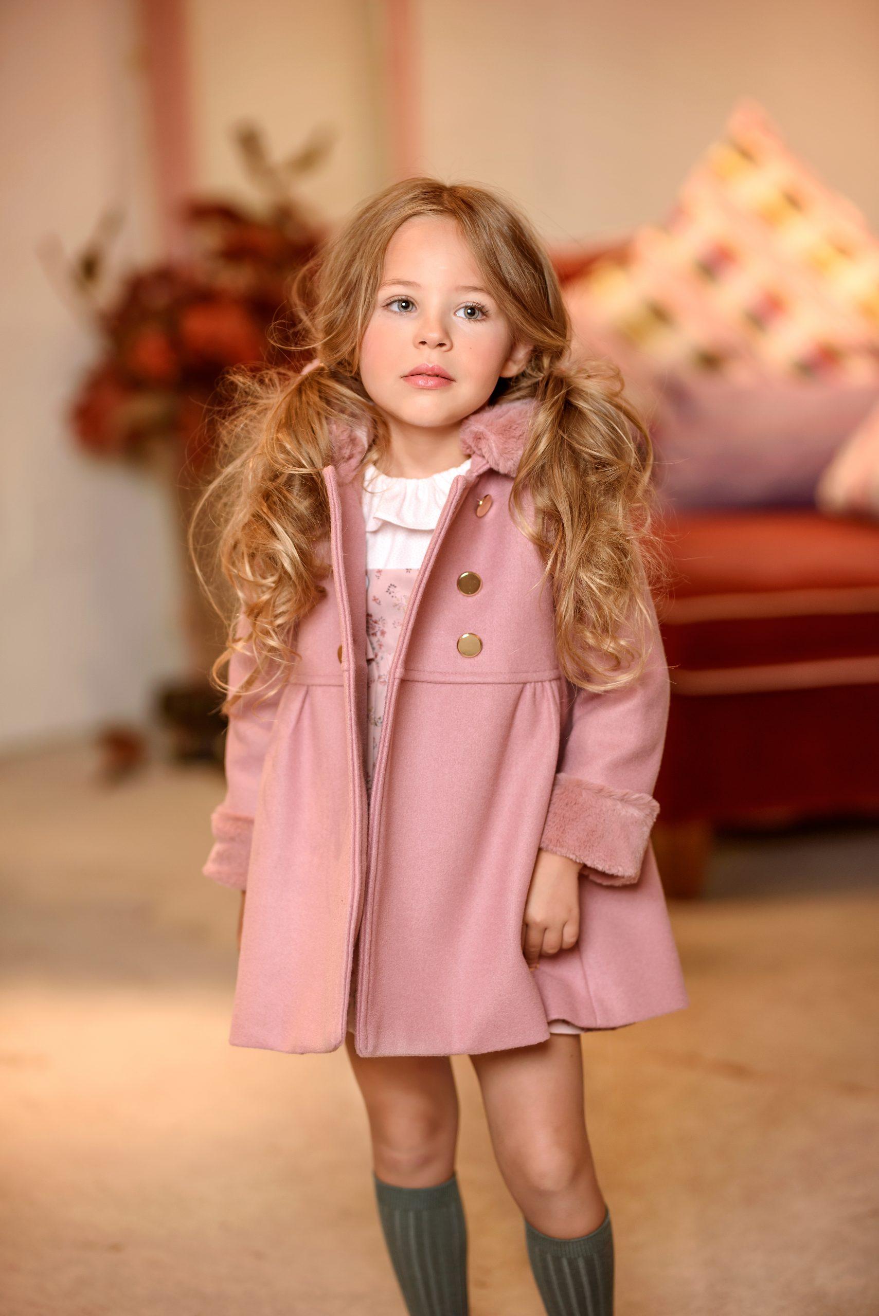 Abrigos infantiles para el invierno más fashion