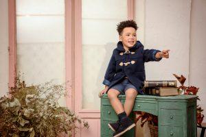 Abrigos infantiles para el invierno más fashion 2