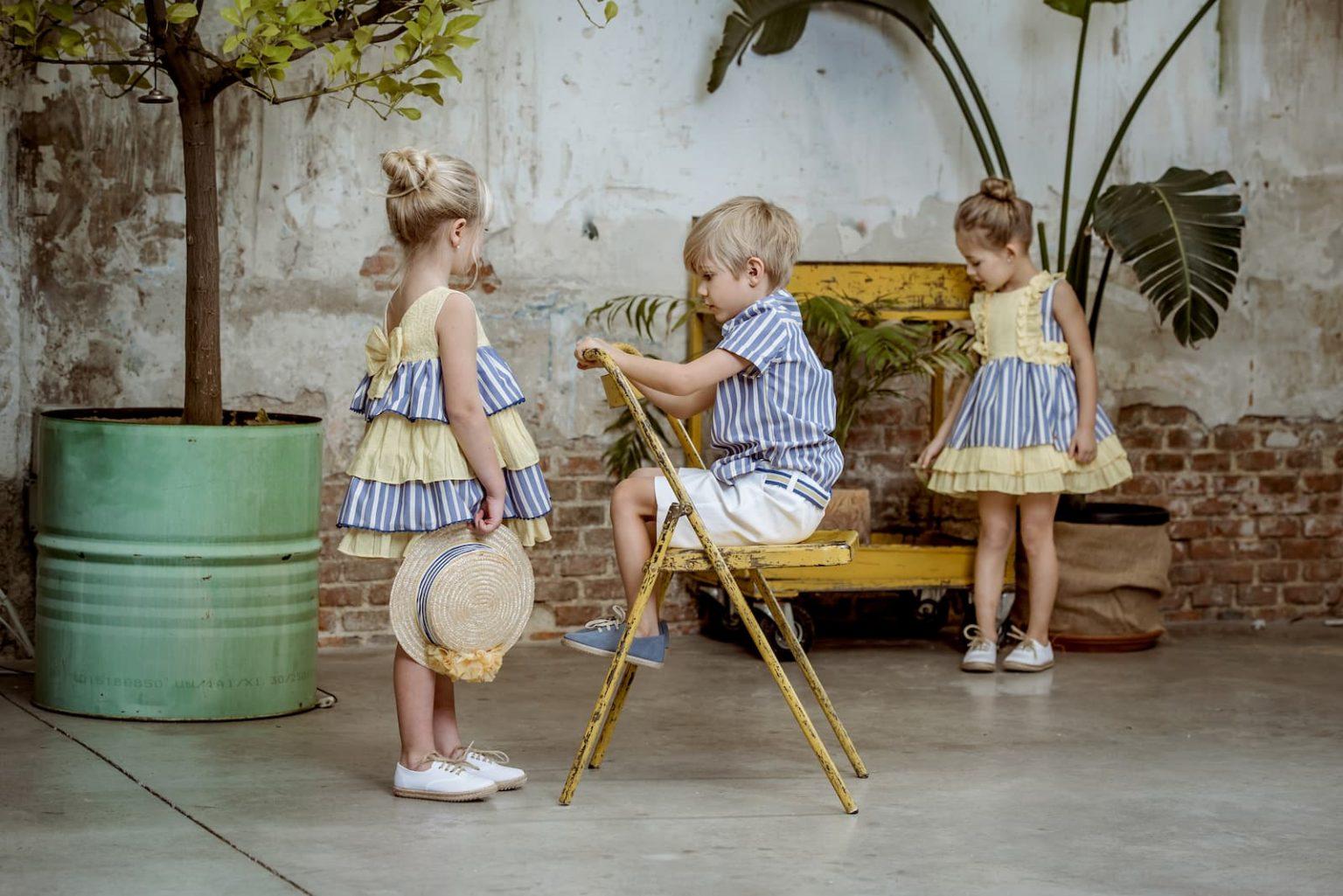 Nueva colección infantil primavera-verano 2021, ¡ya disponible!
