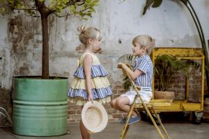 moda infantil nueva colección