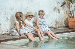 ropa para niños y niñas verano