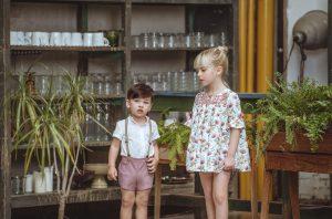 marca de ropa infantil para ceremonias