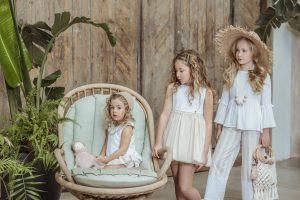 Consejos para saber cómo vestir a nuestros hijos para eventos